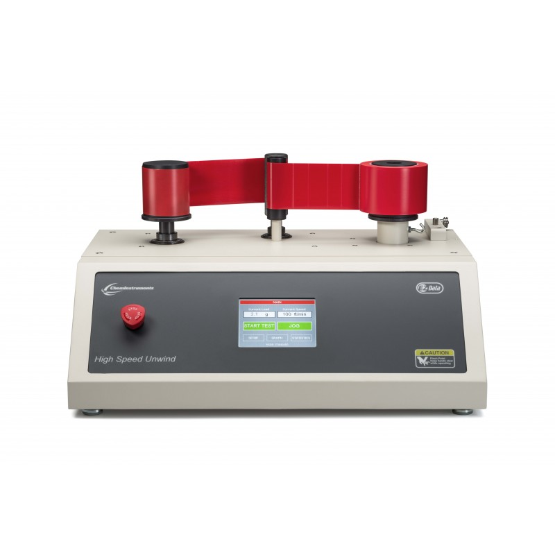 High Speed Unwind Testing Machine